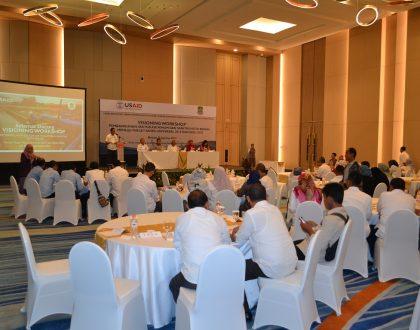 Pembangunan Bidang Air Bersih dan Sanitasi Kota Bekasi  Dalam Rangka Pencapaian Target Akses Universal 2019 dan SDGs 2030