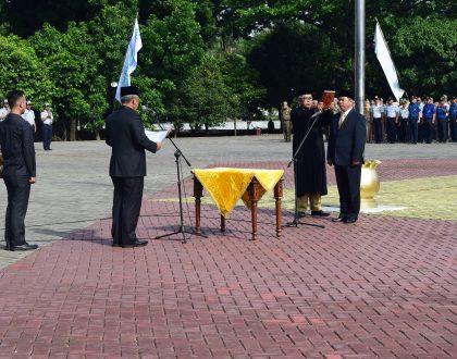 Walikota Bekasi Melantik Direktur Utama PDAM Tirta Patriot Kota Bekasi