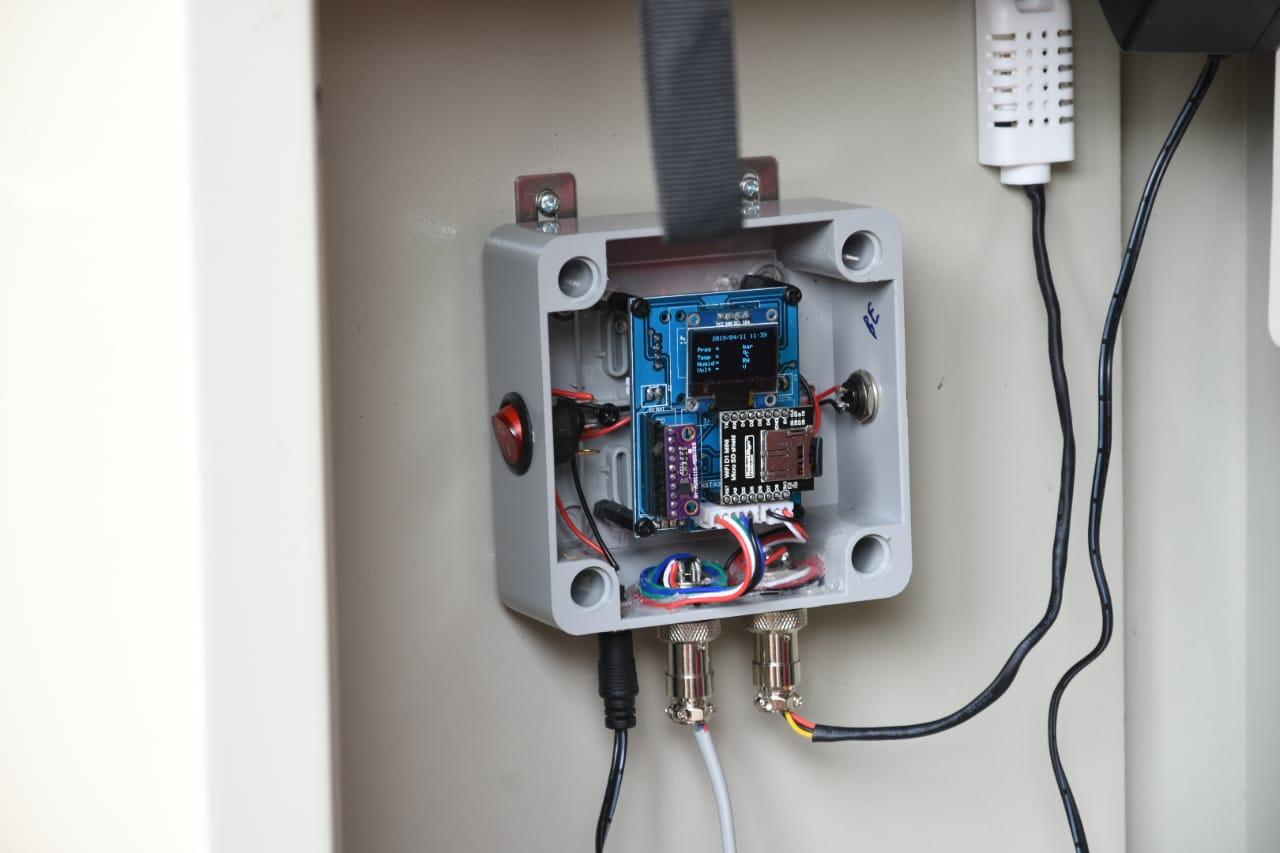 Uji Coba Alat Sensor Tekanan Bersama USAID IUWASH
